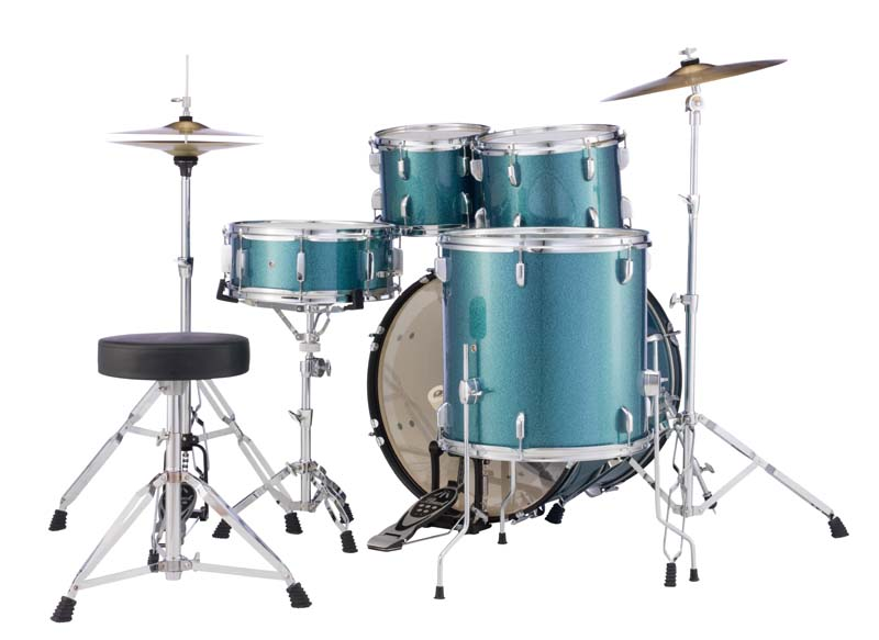 Pearl Roadshow New Fusion drum set
